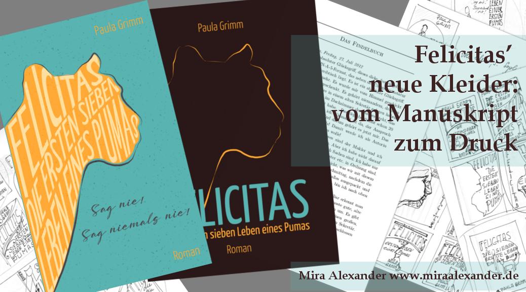 Vorschläge für Buchumschlag sowie fertig formatierte PDF für den Druck von Mira Alexander, http://www.miraalexander.de