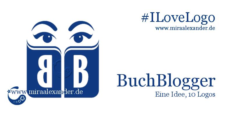 Ein Logo für Buch-Blogger: