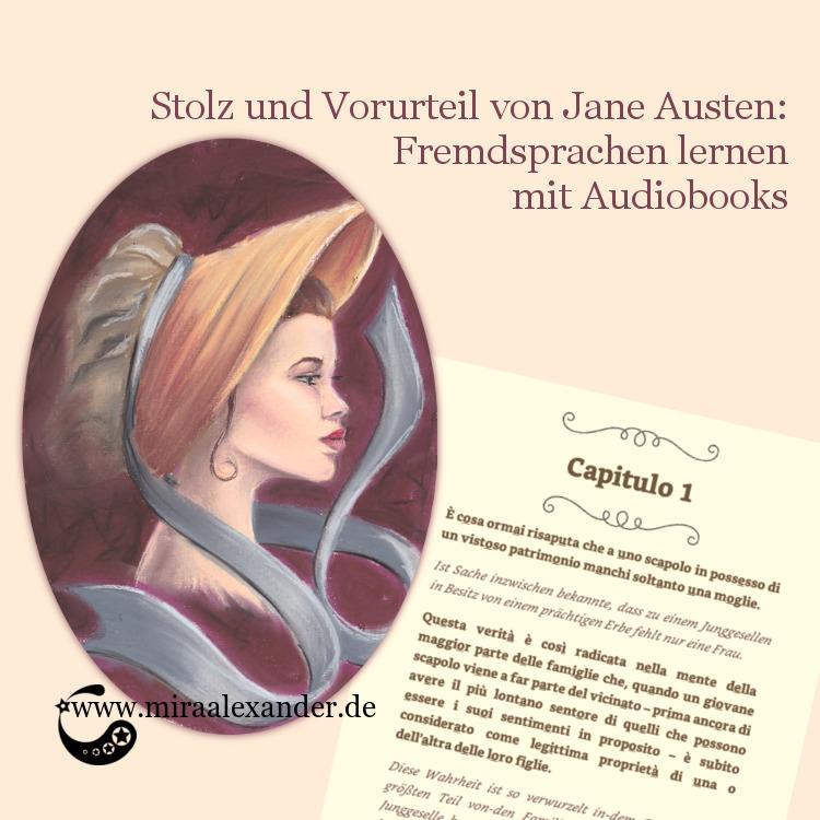 Ich formatiere nicht nur Ebooks und PDF für den Druck, sondern lerne auch gerne Fremdsprachen. Warum nicht beides kombinieren, um mit einem Audiobook Italienisch zu lernen, zumal wenn es von einer so fantastischen Sprecherin wie Paola Cortellesi gelesen wird?