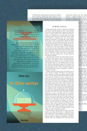 Lesepprobe als DIN-A4-Poster  von Mira Alexander