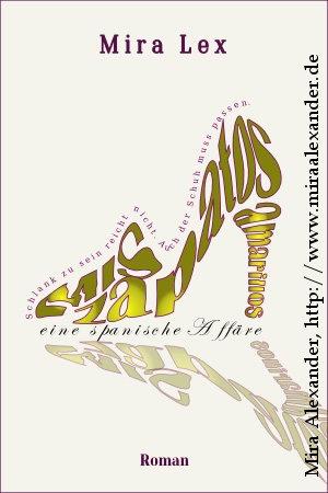 "Buchcover für ""Mis Zapatos Amarillos"", Design: Mira Alexander +++ #BookCover #PDFformatting #PrintFormatting #Print #PDF #Formatting"